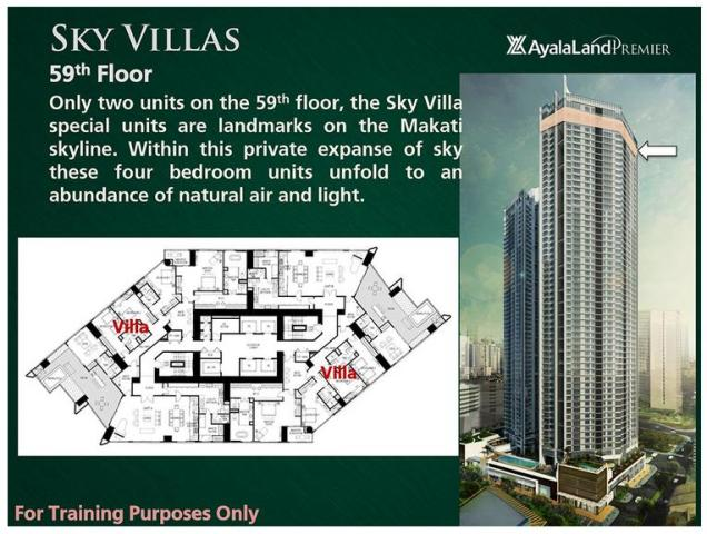 Garden Towers In Ayala Center Makati Philippine Property