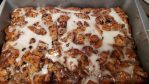 easy cinnamon roll french toast bake casserole
