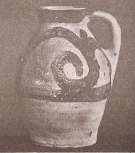 brit medieval jug