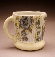 cup 2003, porcelain, decals