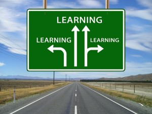 The path to learning is the one you choose
