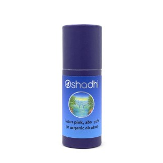 Oshadhi Essentail Oil - Lotus pink, abs. 70% (in organic alcohol)