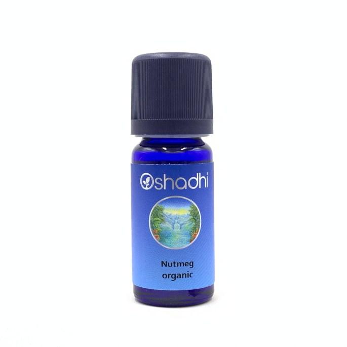 Oshadhi Essentail Oil - Nutmeg organic