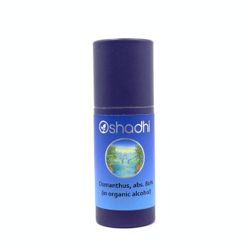 Oshadhi Essentail Oil - Osmanthus, abs. 80% (in organic alcohol)