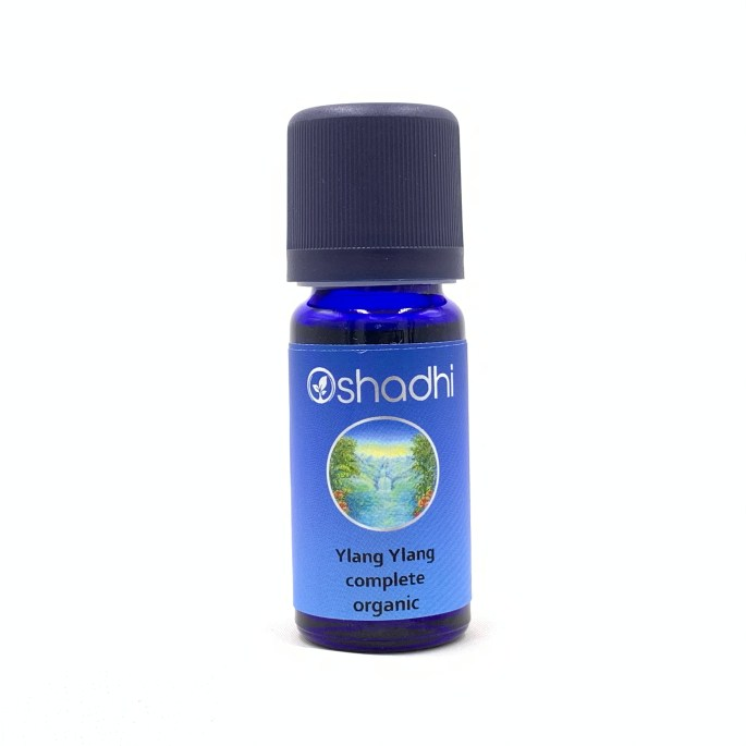 Oshadhi Essentail Oil - Ylang Ylang complete organic