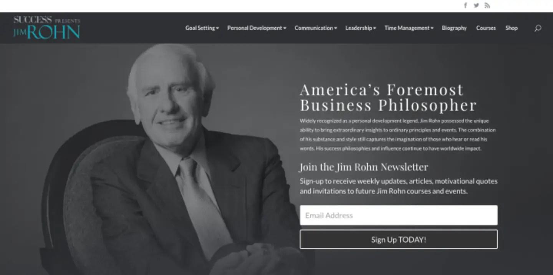 Jim Rohn Official