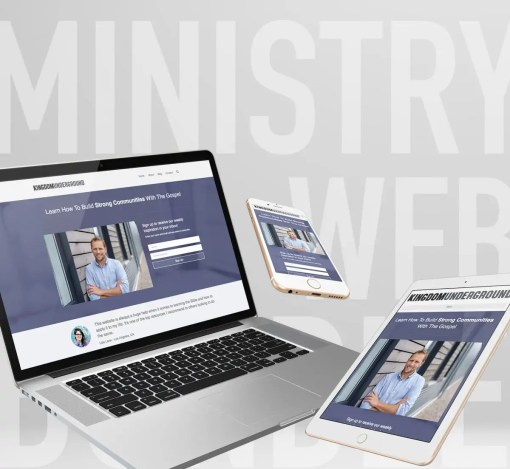 Advanced Website Package (Ministry) 1