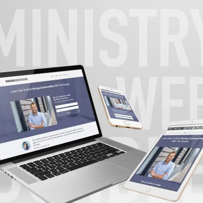 Advanced Website Package (Ministry)