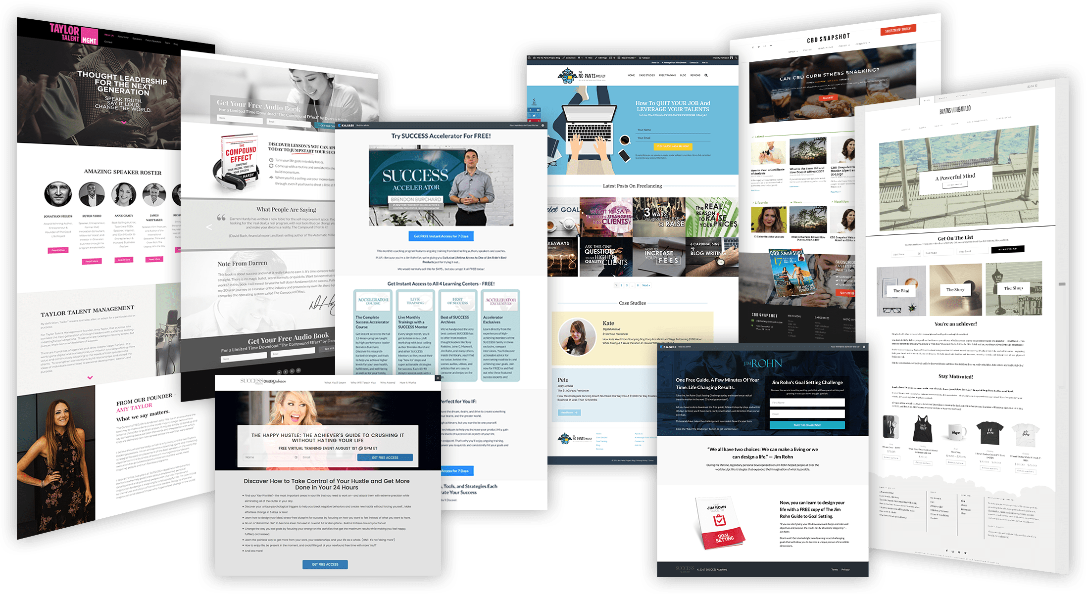 Dallas Web Design and Sales Funnels