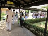 Nurses in uniform at NIMH