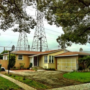 McFly Residence - 9303 Roslyndale Avenue, Pacoima, California 91331