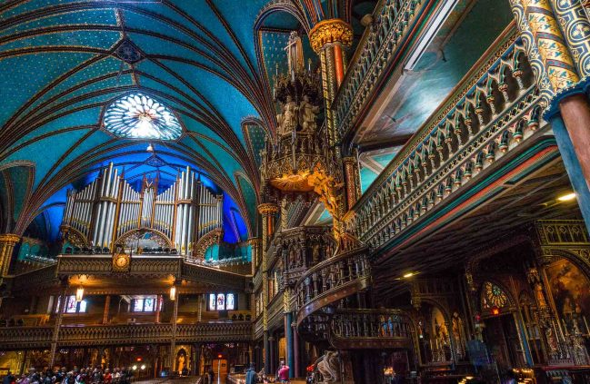 notre-dame-montreal-pulpit-organ