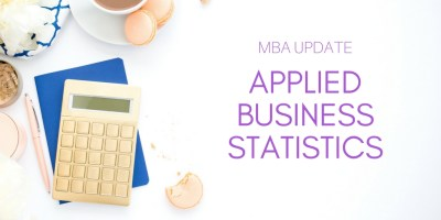 business statistics mba girlboss women