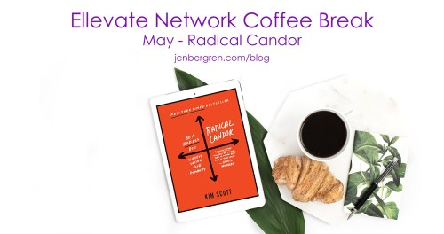 ellevate san diego radical candor book club