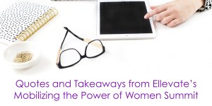 Ellevate Women Summit