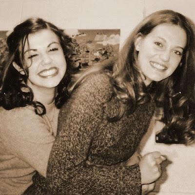 Raquel y Juanita