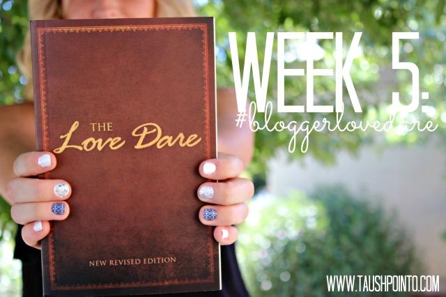 Blogger Love Dare