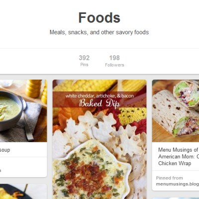 Meal Planning on Pinterest