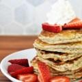 oatmeal lactation pancakes
