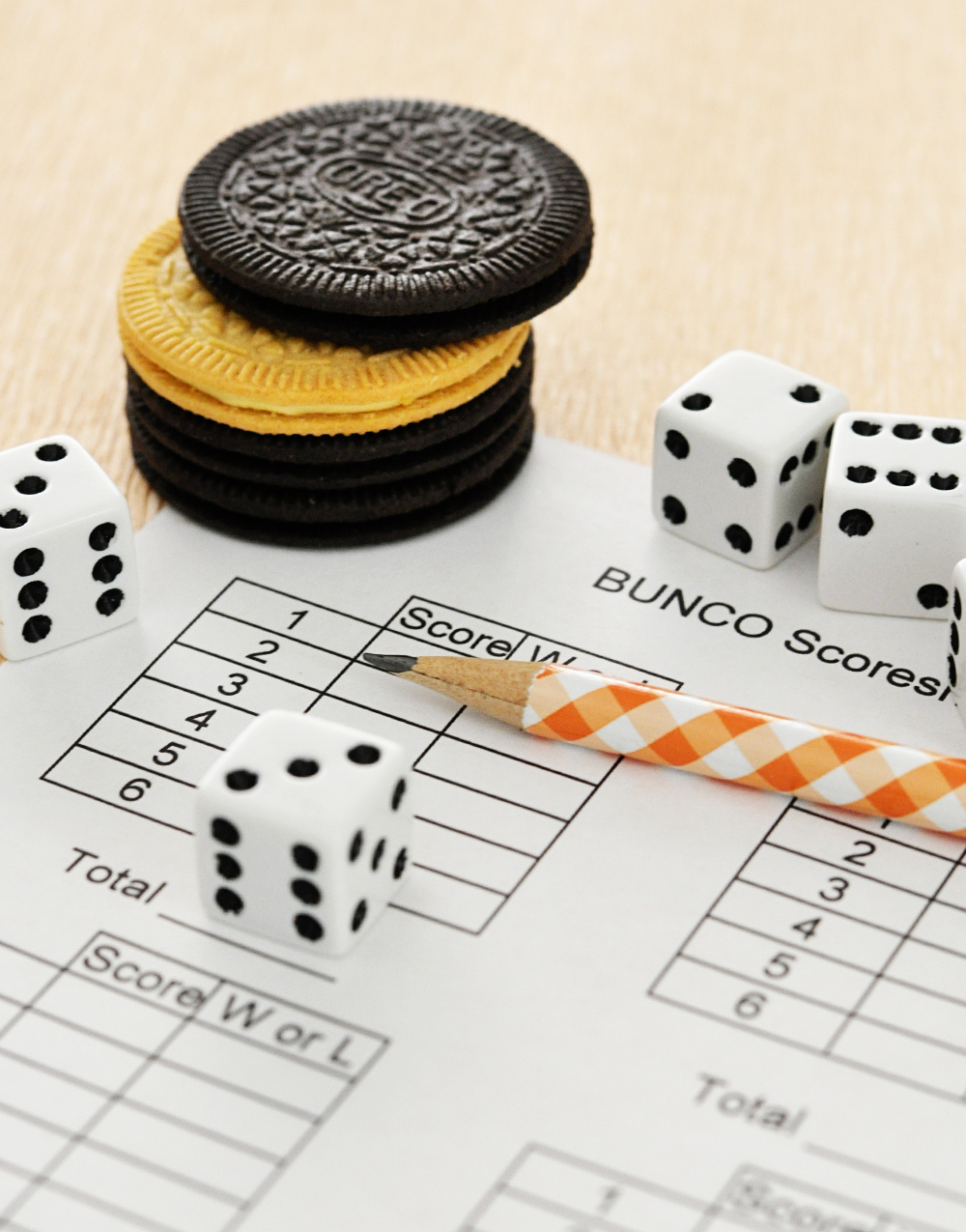 bunco night + OREO Thins at Kroger = the perfect way to make time for myself!
