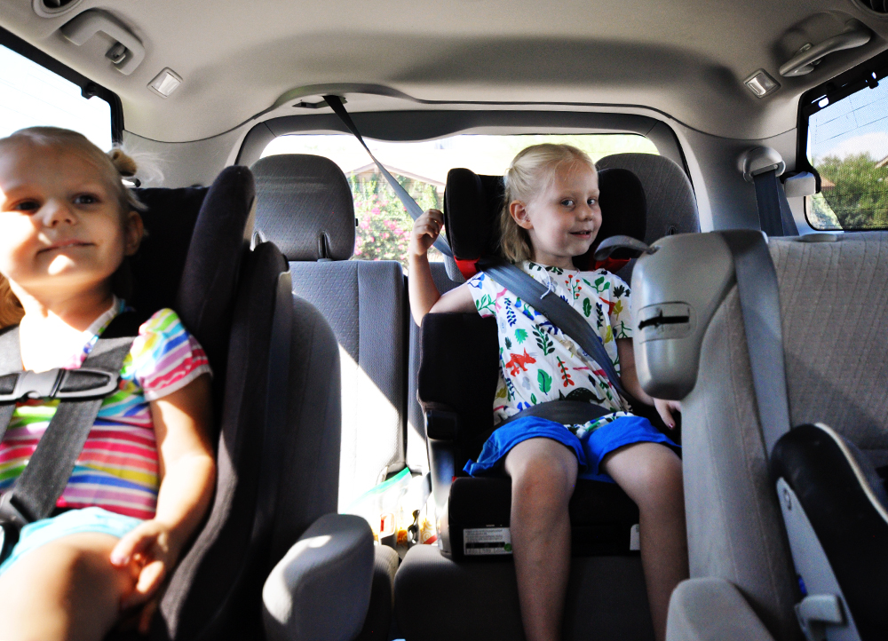 12 tips to help parents survive road trips with carsick kids