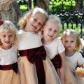 cutest flower girls ever!