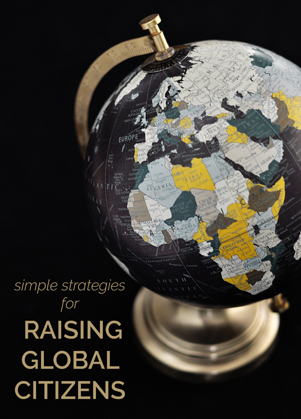 Simple strategies for raising global citizens with Emergen-C