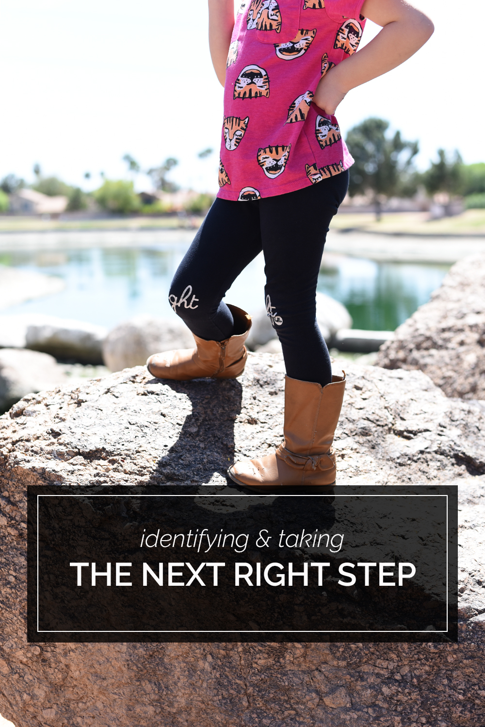 A step by step guide for identifying and taking your next right step
