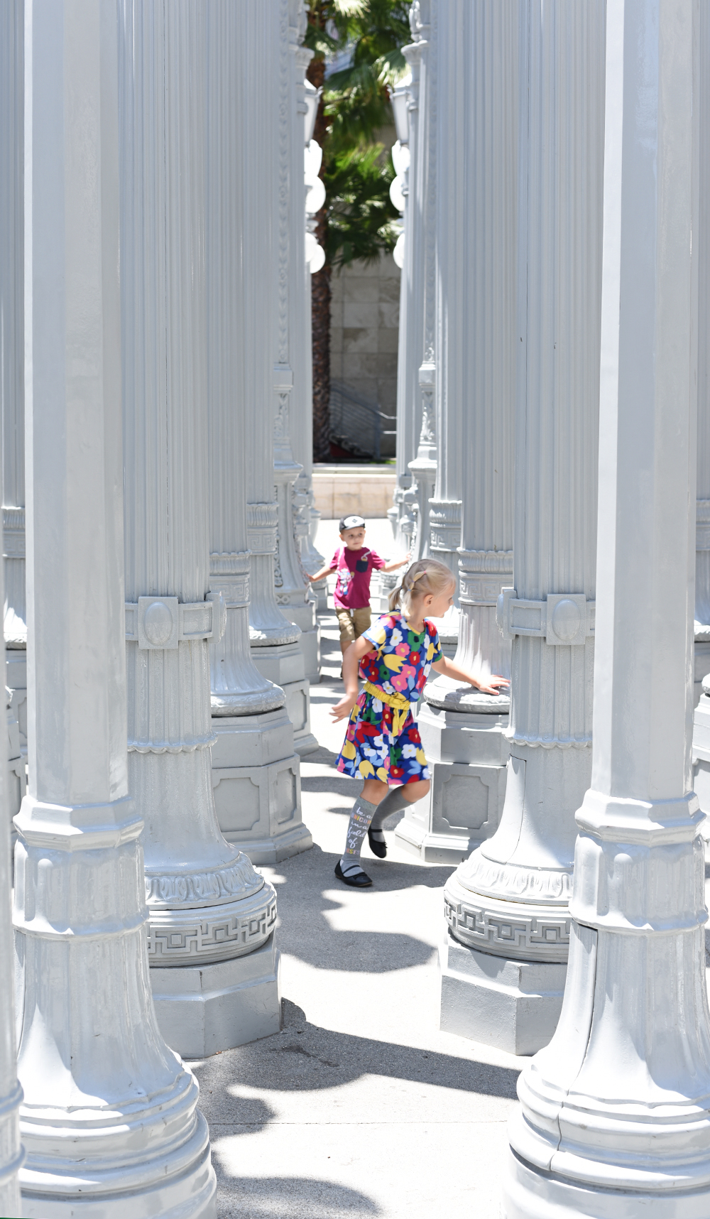 some highlights from our family trip to Los Angeles: LACMA