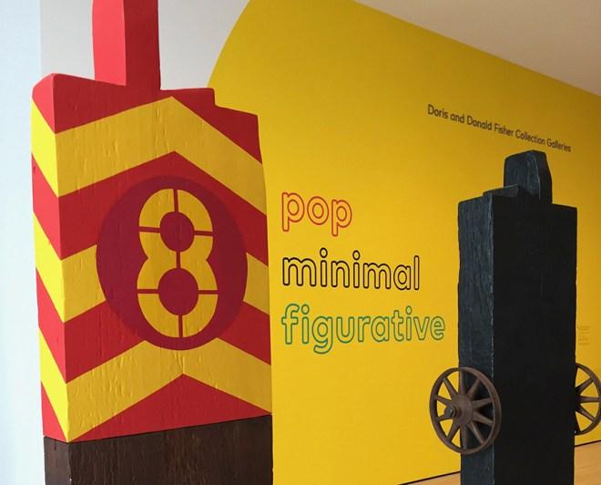 Pop Art Exhibit at SFMOMA