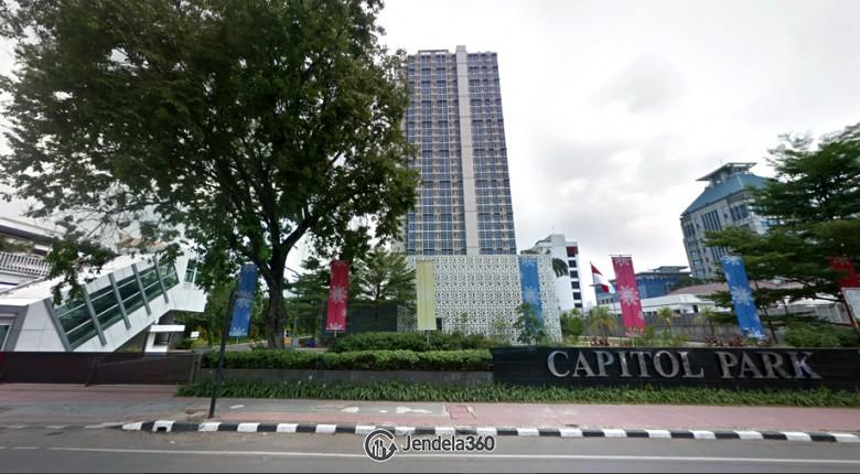 Sewa apartemen capitol park