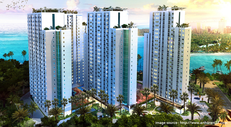 Condominium SeaView Pluit
