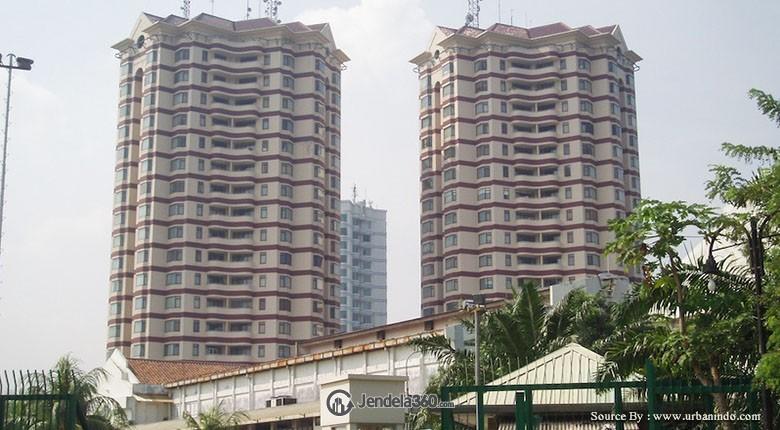 Apartemen Beverly Tower
