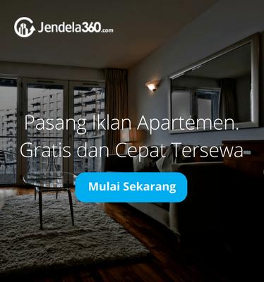 Pasang Iklan Apartemen di Jendela360