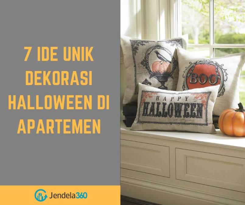7 Ide Dekorasi Halloween Unik Di Apartemen Yang Mudah Jendela360