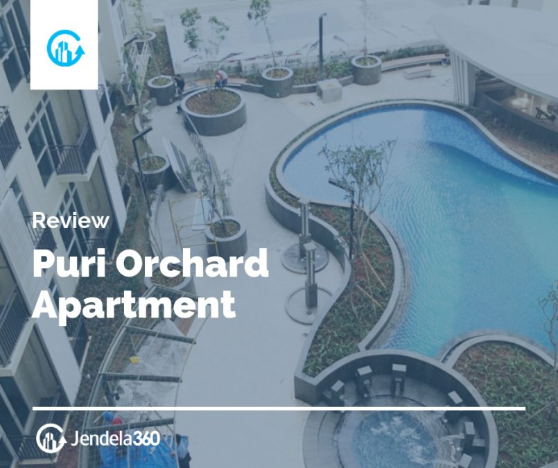 Puri Orchard Apartment's Review