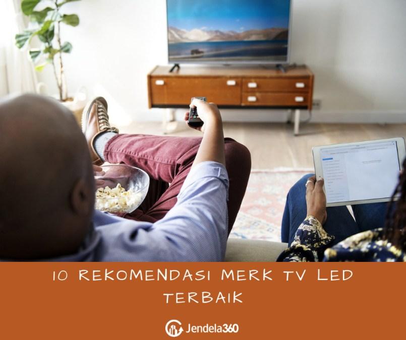 10 Rekomendasi Merk TV LED Terbaik Untuk Apartemen Anda