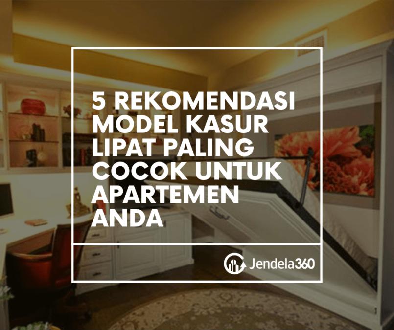 5 Rekomendasi Model Kasur Lipat Paling Cocok Untuk Apartemen Anda
