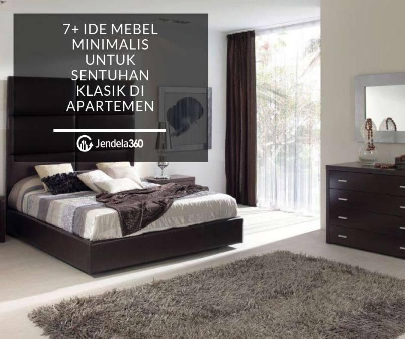 Mau Sentuhan Klasik di Apartemen? 7+ Ide Mebel Minimalis Ini Bisa Jadi Pilihan