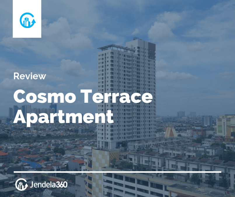 Cosmo Terrace Apartment – Thamrin City Review