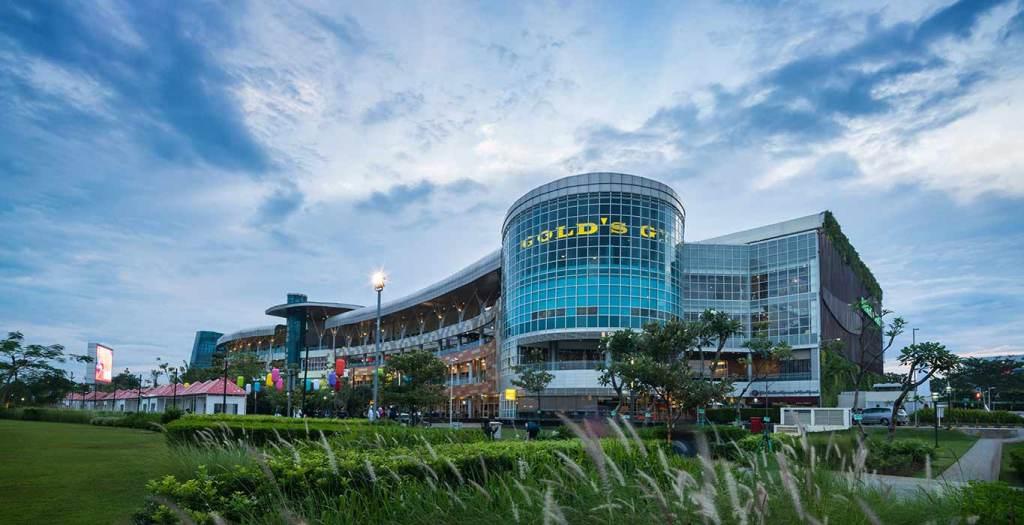 mall di bintaro terbesar