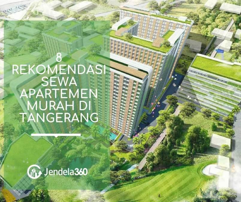 8 Rekomendasi Apartemen Dengan Harga Murah di Tangerang