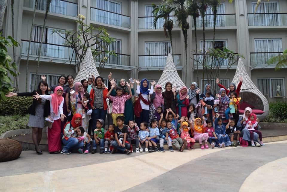 Wisata Hotel Sheraton Bandung