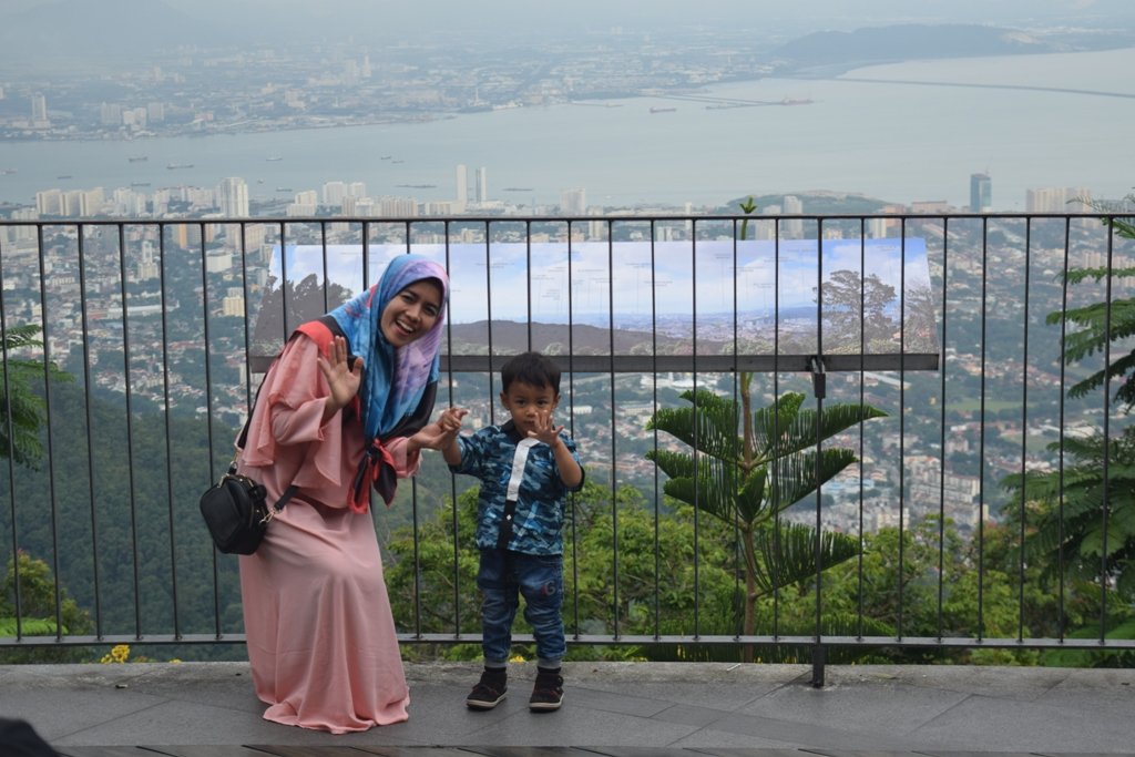Malaysia Escape : Day #3 Penang Hill – Owl Museum (Part 2-End)