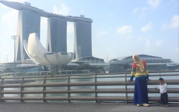 5 Tempat Wisata Gratis di Singapura