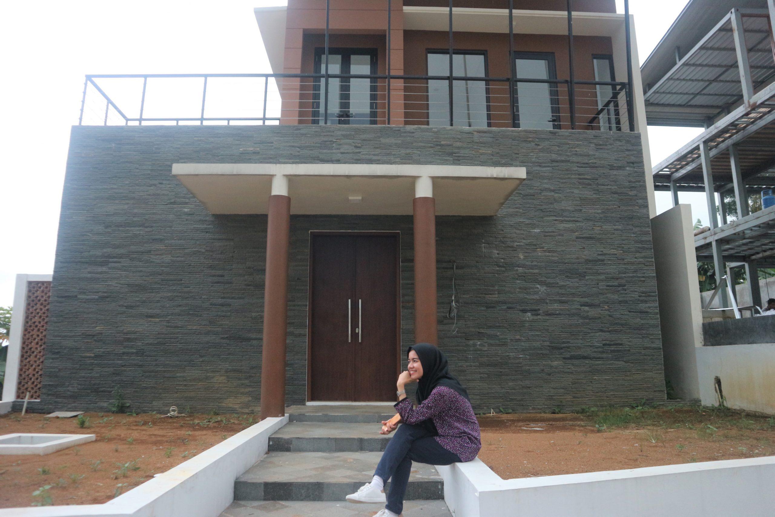 PowerWall Baran Energy di Ciawi Bogor
