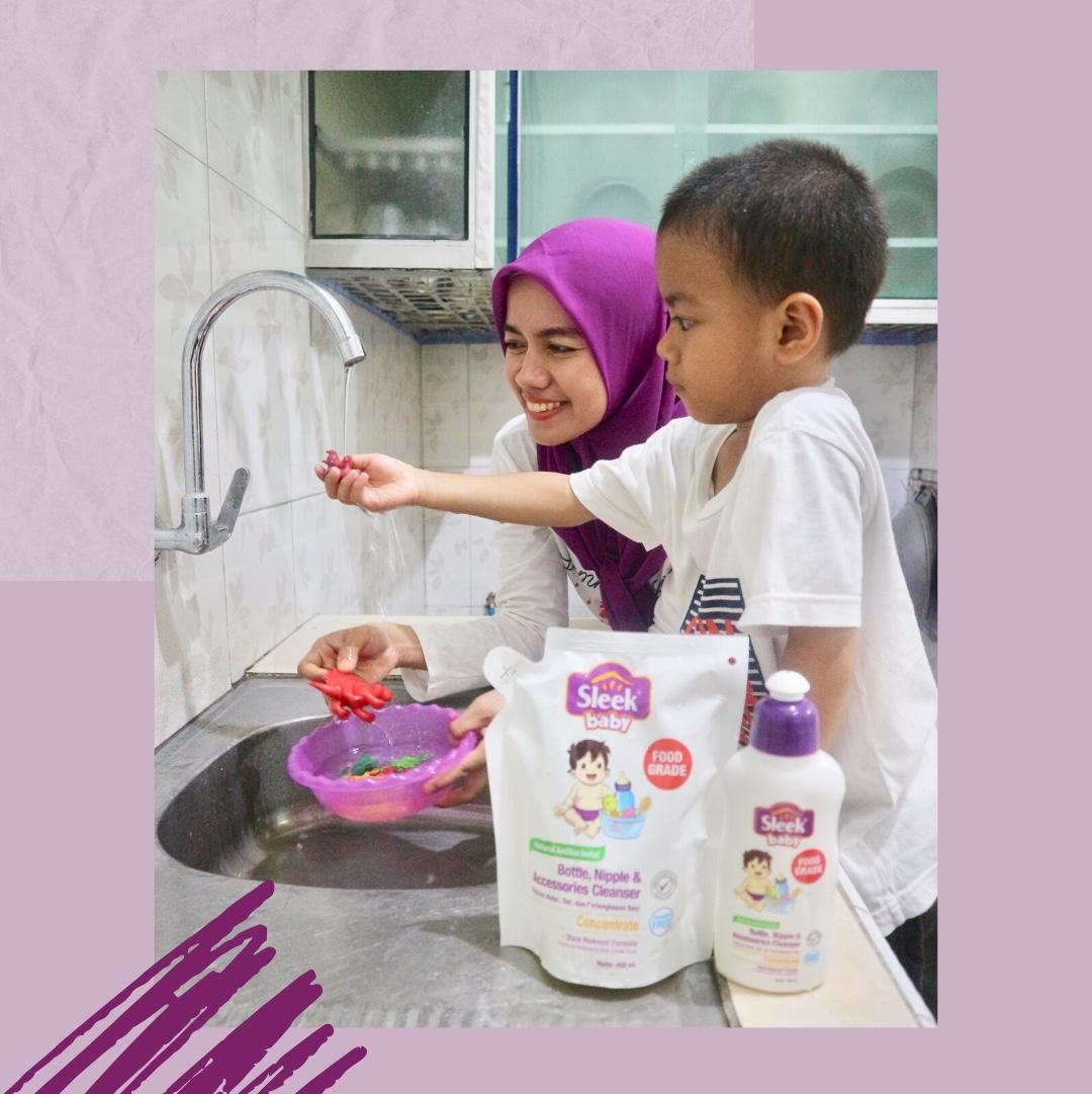 Tips Menjaga Kebersihan Terutama Pada 1000 Hari Pertama Kehidupan