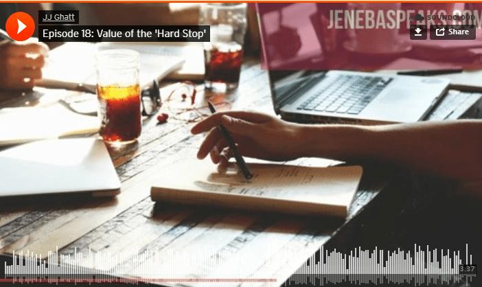 10 Minute Podcasts JenebaSpeaks