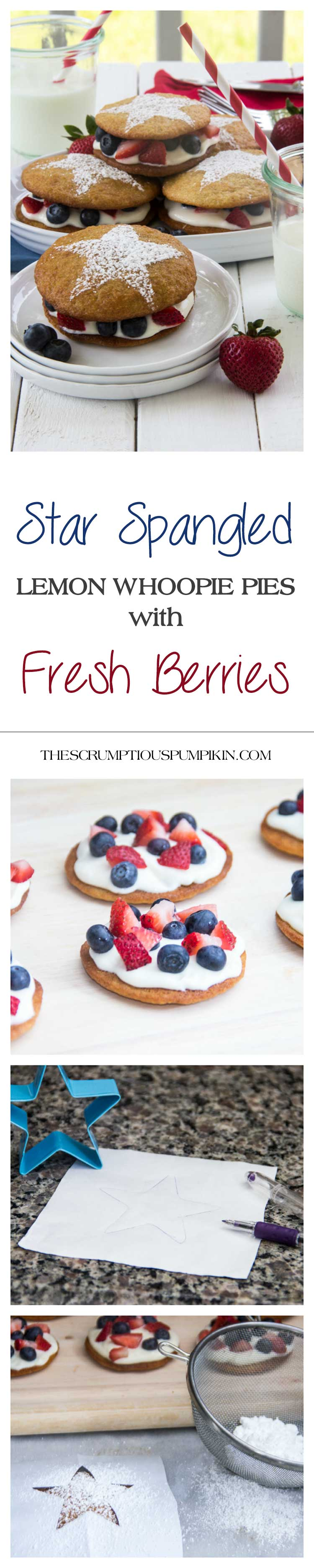 Star-Spangled-Lemon-Whoopie-Pies-with-Fresh-Berries