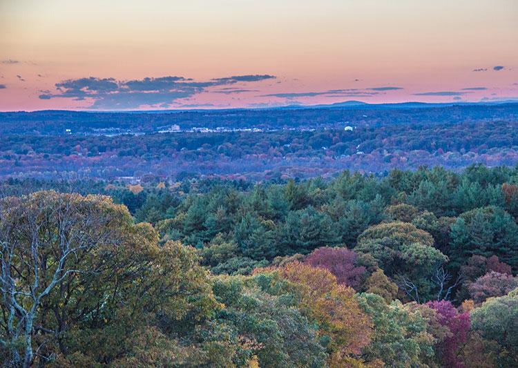 Blue-Hills-Sunset